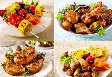 Lò nướng Sanaky VH-249S 3 chế độ nướng nướng đồ ăn ngon
