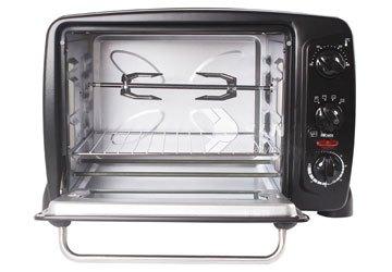 Lò nướng Sanaky VH-249S sử dụng 4 thanh nhiệt nướng số lượng lớn