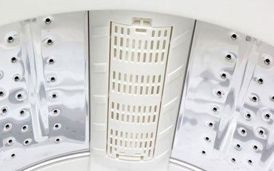 Máy giặt Sanyo ASW-U800Z1T 8 kg bạc chất lượng tốt