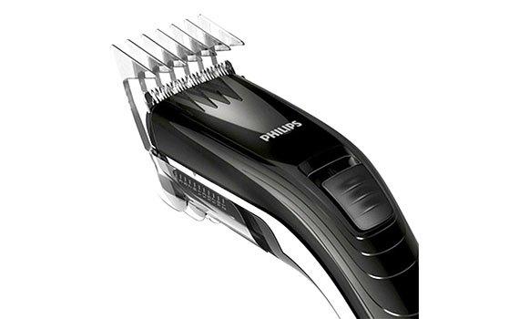 Tông đơ cắt tóc Philips QC5115 lưỡi cắt bằng thép không gỉ