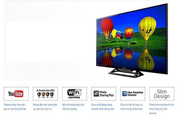 X-protection PRO nâng cao khả năng bảo vệ TV LCD SONY KDL-48R550C