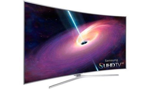 TV LED SAMSUNG UA65JS9000KXXV 65 inch thiết kế đường cong gợi cảm