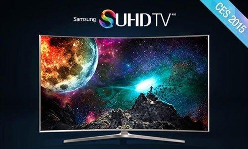 TV LED SAMSUNG UA65JS9000KXXV nâng chuẩn hình ảnh