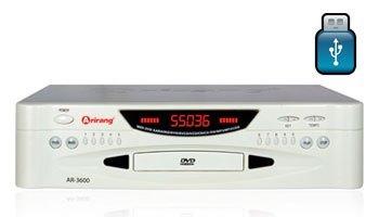 Đầu máy DVD Karaoke Arirang AR 3600 giá rẻ tại Nguyễn Kim