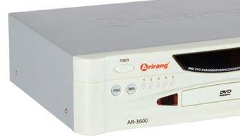 Đầu máy DVD Karaoke Arirang AR 3600 chấm điểm iFun