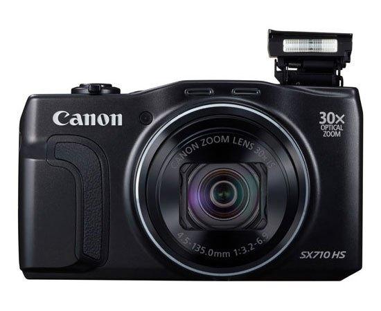 Mua máy ảnh loại nào tốt. Máy ảnh Canon PowerShot SX710HS màu đen