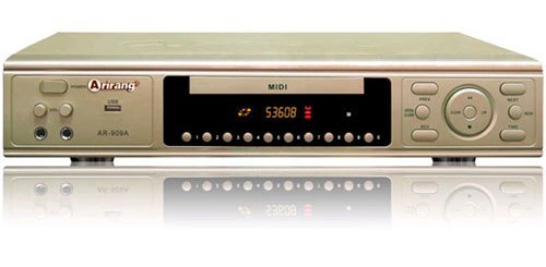 Mua đầu đĩa DVD Karaoke Arirang AR-909A ở đâu tốt