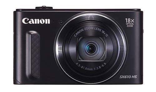Mua máy ảnh Canon Powershot SX610 HS trả góp miễn lãi suất
