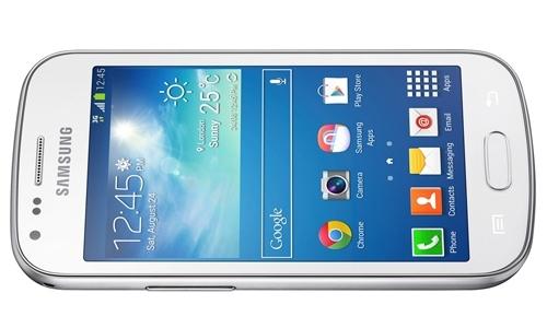 Mua điên thoại giá rẻ nào tốt? Điện thoại Samsung Galaxy Trend Plus GT-S7580 trắng