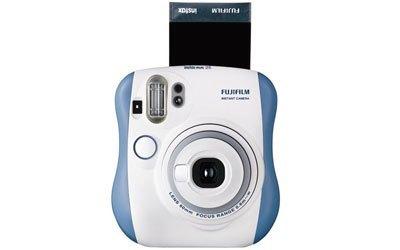 Máy ảnh loại nào tốt? Máy ảnh Fuji Instax Mini 25 xanh