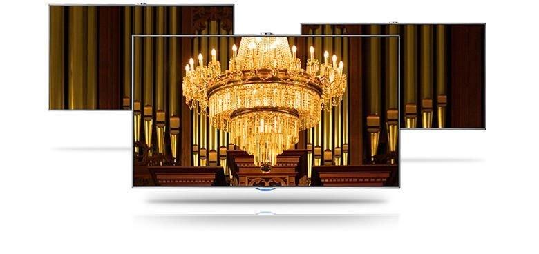 Mua tivi LED Samsung UA75JU6400 giá tốt, đang khuyến mãi