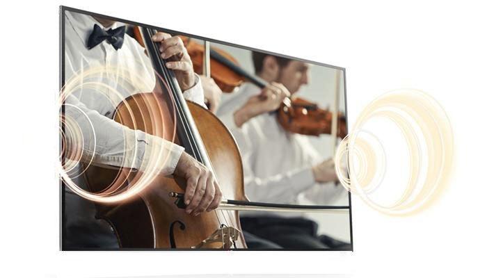 Tivi nào sang trọng, chất lượng hình ảnh đẹp, LED Samsung UA75JU6400