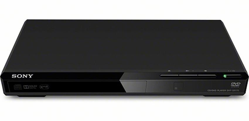Mua đầu đĩa DVD loại nào tốt, Sony DVP-SR17