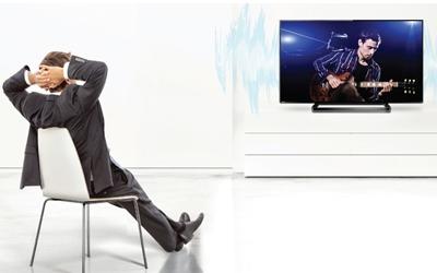 Tivi Led Toshiba 50L2550VN 50 inch có thiết kế đẹp và sang trọng