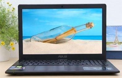 Máy tính xách tay Asus P550LDV màn hình công nghệ tiên tiến