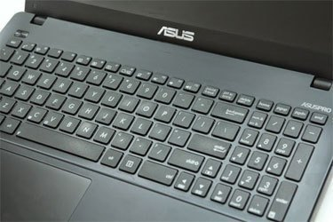 Máy tính xách tay Asus P550LDV trang bị ổ đĩa cứng 1 TB