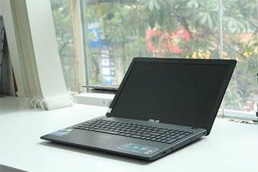 Máy tính xách tay Asus P550LDV chạy đa nhiệm tốt với RAM 4 GB