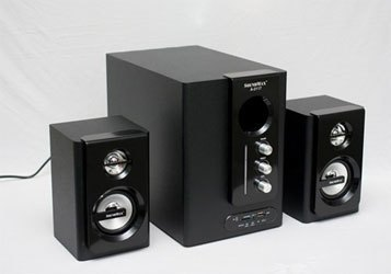 Loa vi tính Soundmax A2117 hệ thống loa 2.1