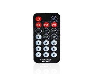 Loa vi tính Soundmax A2117 tích hợp điều khiển từ xa