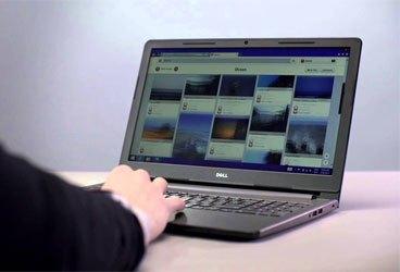 Máy tính xách tay Dell Vostro 14 3458 với màn hình 14 inches