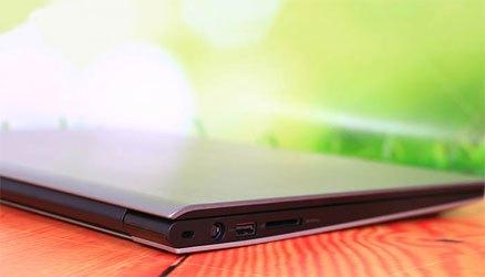 Máy tính xách tay Dell Inspiron N5548A tích hợp webcam tiện lợi