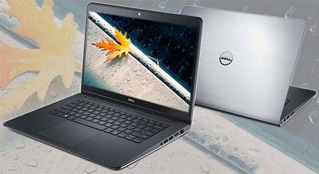 Máy tính xách tay Dell Inspiron N5548A với thiết kế lịch lãm