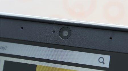 Laptop HP Pavilion P249TX tích hợp webcam chất lượng cao
