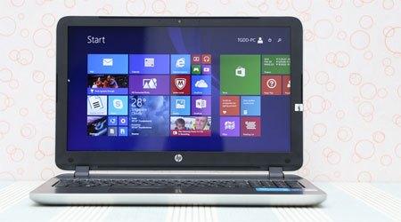 Máy tính xách tay HP Pavilion P249TX với màn hình 15.6 inches