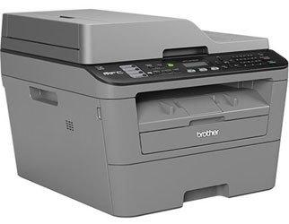 Máy in Laser Brother MFC-L2701D trang bị khay giấy lớn