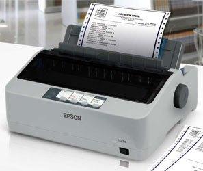 Máy in kim Epson LQ-310 với hiệu quả hoạt động cao