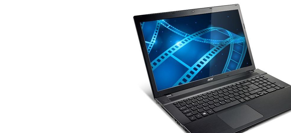 Acer Aspire V3-371-33XH-NX.MPGSV.003 với hệ thống âm thanh High Definition Audio chất lượng cao, RAM 4GB,  ổ cứng 500GB.