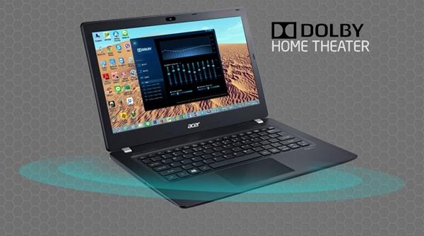 Acer Aspire V3-371-33XH-NX.MPGSV.003 có độ phân giải 1366 x 768, kích thước 13.3 inch, công nghệ Active Matrix TFT Colour LCD