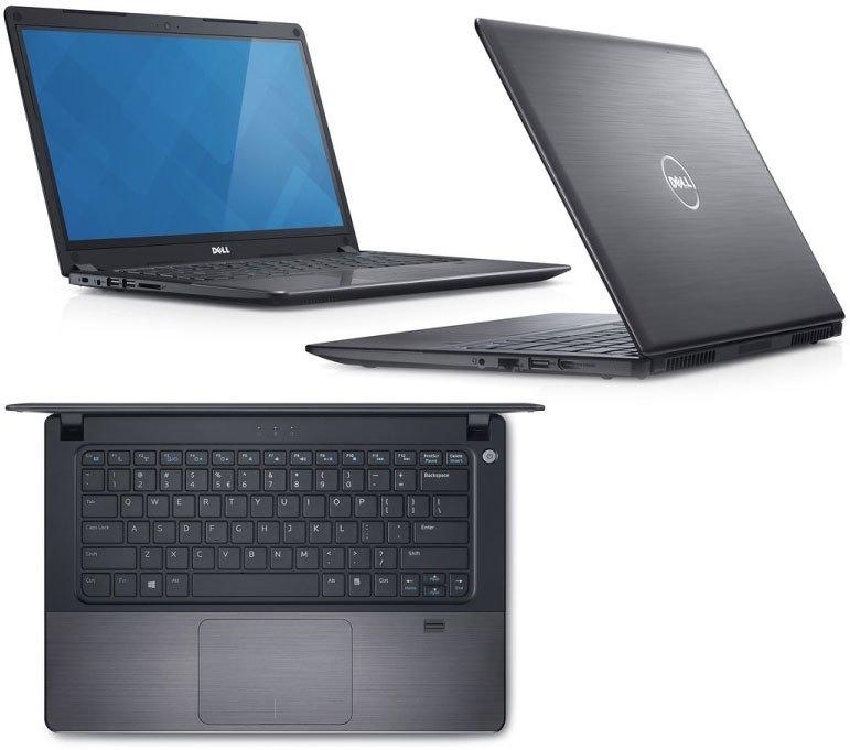 """Máy tính xách tay Dell Vostro V5480A - P41G002, laptop Dell V5480A - P41G002, , sở hữu màn hình 14.0"""" HD độ phân giải 1366x768 cho hình ảnh hiển thị sắc nét và sống động"""