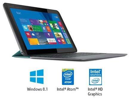 Máy tính bảng HP Pavilion X2 có thiết kế mỏng nhẹ, trọng lượng máy khoảng 1kg, độ dày 16.9 mm phù hợp nhu cầu giải trí đa phương tiện, giao tiếp qua mạng xã hội cũng như giải quyết công việc cho người dùng năng động