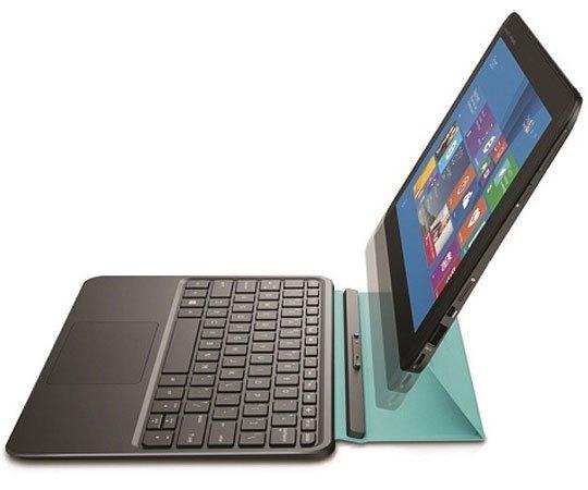Máy tính bảng HP Pavilion X2 được trang bị camera Full HD và tích hợp microphone kỹ thuật số bảo đảm chất lượng hình ảnh, âm thanh rõ nét khi gọi video, chụp ảnh selfie