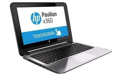 Mua máy tính xách tay hãng nào tốt? máy tính xách tay HP PAVILION 11-N107TUx360