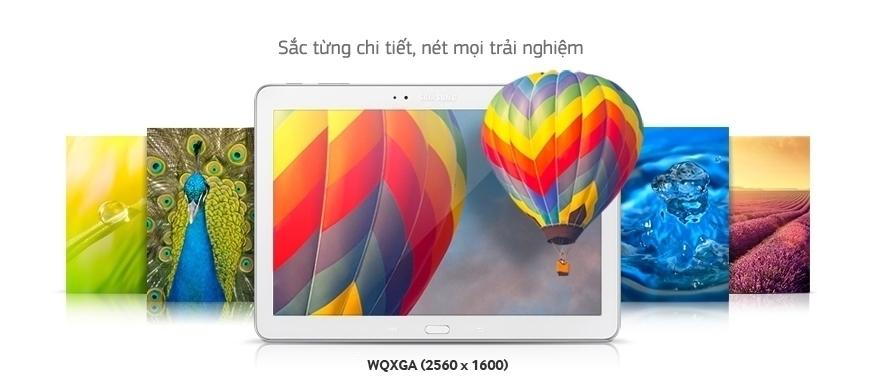 Máy tính bảng Samsung Galaxy Note 10.1 2014/SM-P601 - TRẢI NGHIỆM HÌNH ẢNH TUYỆT ĐỈNH