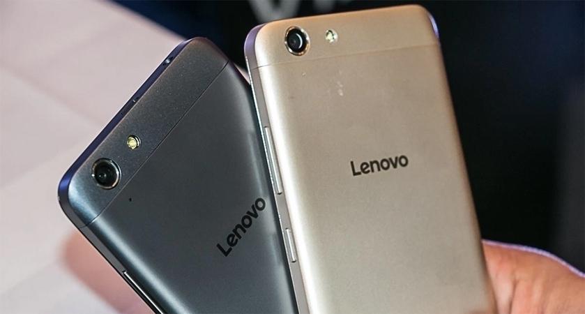 Điện thoại Lenovo Vibe K5 A6020 bạc giá rẻ tại Nguyễn Kim
