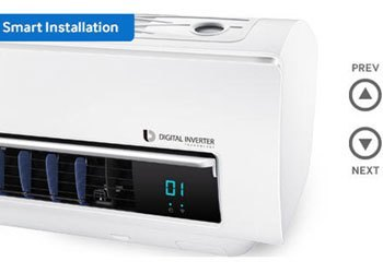 Máy lạnh Samsung AR12JSFNJWKNSV máy lạnh trả góp tại nguyenkim.com