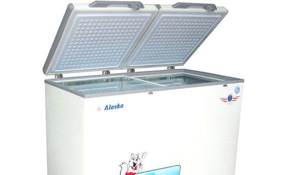 Tủ đông Alaska BCD-4567N 450 lít giảm giá hấp dẫn