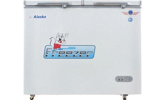 Tủ đông Alaska BCD-4567N 450 lít bán trả góp tại Nguyễn Kim