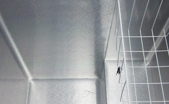 Tủ đông Alaska BD-200C 200 lít có lòng tủ bằng thép phủ sơn tĩnh điện