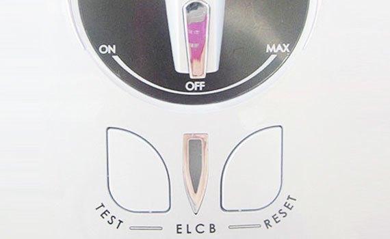 Máy nước nóng Centon GD600EP_RS có thiết bị chống giật