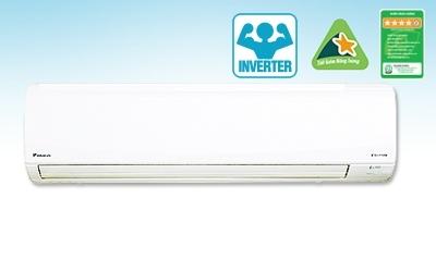 MuaMáy lạnh Daikin FTKC25PVMV 1 HP trả góp lãi suất 0%