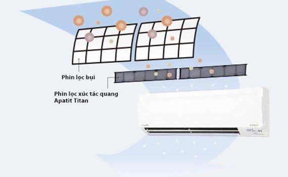 Máy điều hòa loại nào tốt? Máy điều hòa Daikin FTKC35PVMV 1.5 HP