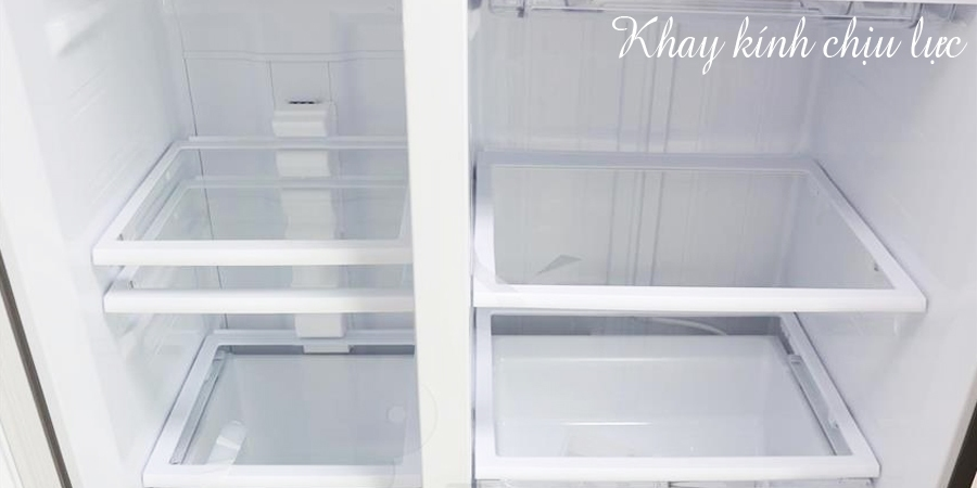 Tủ lạnh Electrolux ESE5687SB-TH 549 lít giá tốt tại Nguyễn Kim