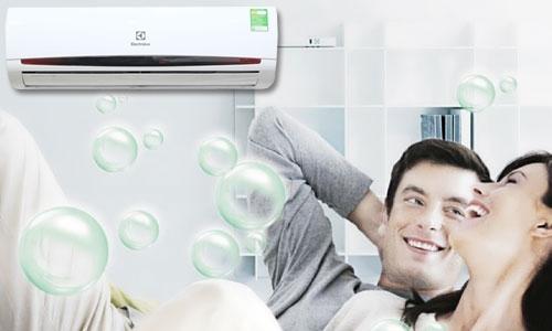 Máy lạnh Electrolux ESM09CRF-D4 1 HP giảm giá tại nguyenkim.com
