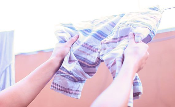 Máy giặt Electrolux EWF80743 bảo vệ quần áo an toàn