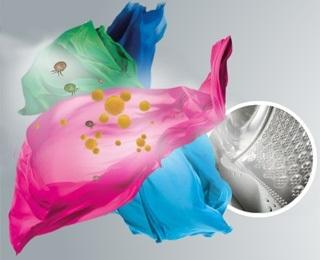 Máy giặt Electrolux EWF85743 tiết kiệm nước