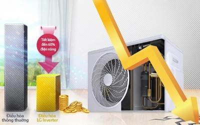 Mua máy lạnh LG V13ENC 1.5 HP ở đâu tốt